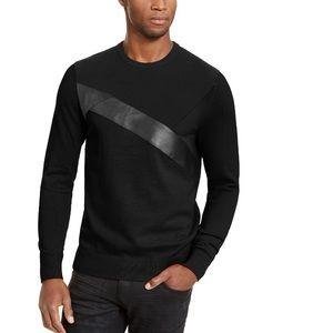 INC Men's Colorblocked Sweater
